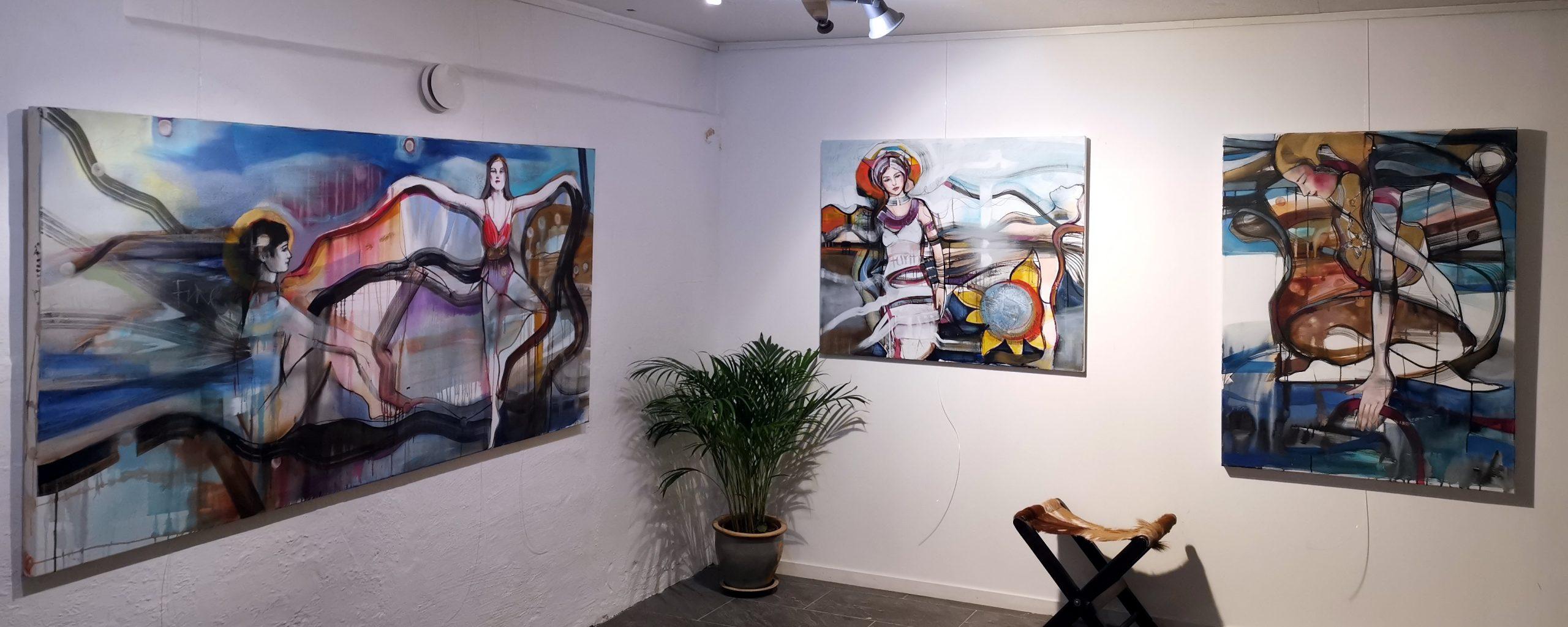 billedkunst art verena waddell studio