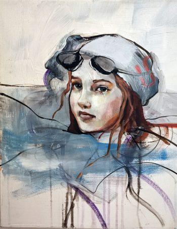 verena waddell akryl swim